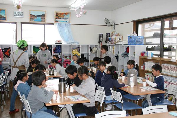 食育学習会の写真