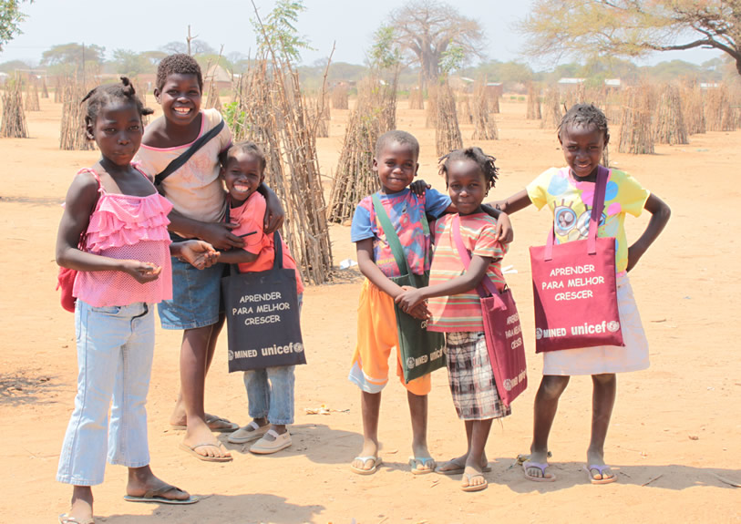 モザンビーク共和国への支援の成果【ハッピーミルクプロジェクト】