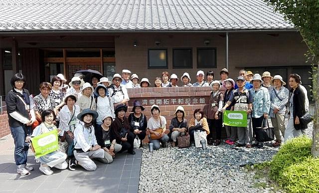 平和に関する学習会・見学会の写真