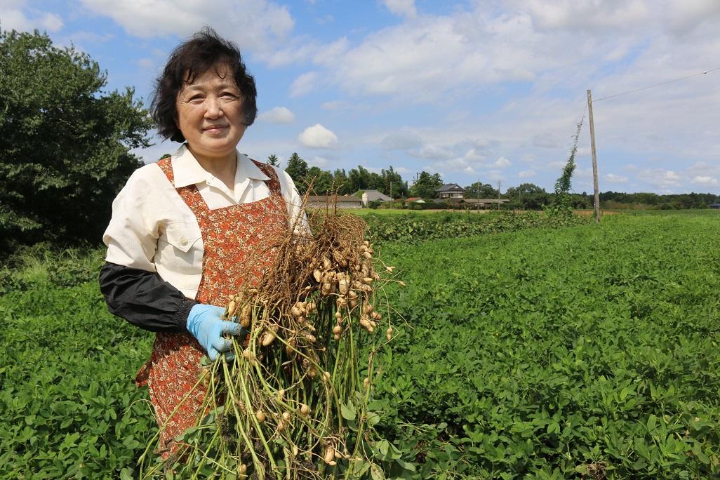 生産者 菊地さん (農)房総食料センターの写真