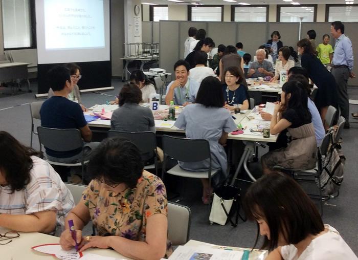 「コープみらい ヒロシマ・ナガサキ平和の旅 体験報告交流会」を開催しました
