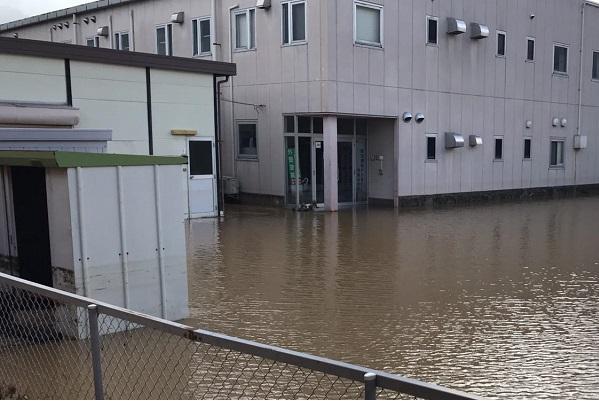 「台風19号被害緊急支援募金」の取り組み報告
