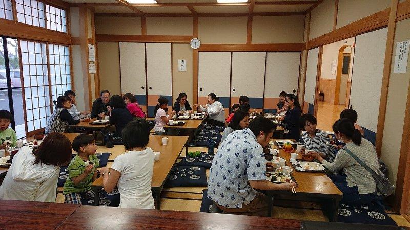 5月各地でほぺたん食堂が開催されました