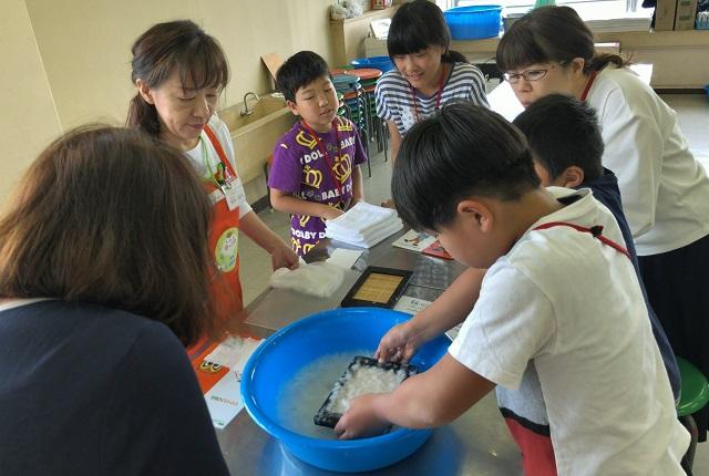 さいたま市立馬宮西小学校土曜チャレンジスクールで環境をテーマに出前授業を実施しました