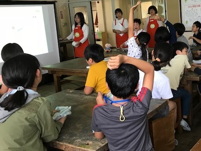 さいたま市立谷田小学校 放課後チャレンジスクールにて出前授業を実施しました