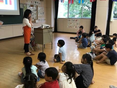 さいたま市立見沼小学校で出前授業を実施しました