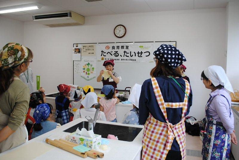 食育教室 たべる、たいせつ」(取手市立藤代小学校)を開催しました