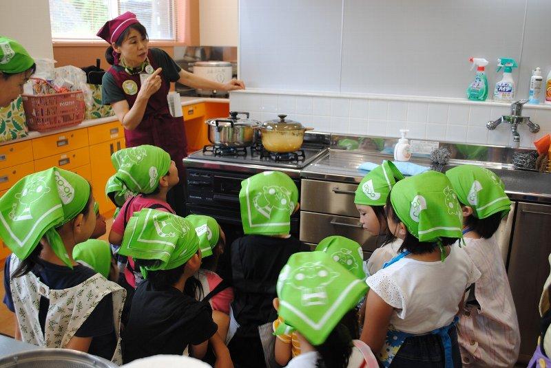食育教室 「たべる、たいせつ」(NPO法人コネカクラブ 高松児童クラブ)を開催しました